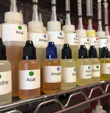 Vape Juice 101 - Types Of Vape Juice