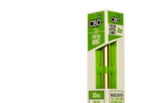Fresh Mint CBD Vape Pen by CBDfx Review
